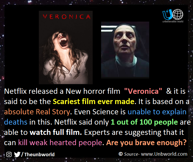 Promo Saying Veronica is Super Scary